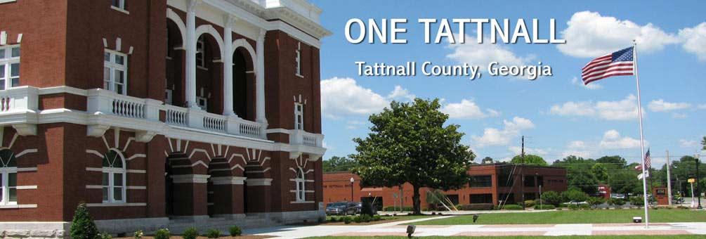 One Tattnall Community Website