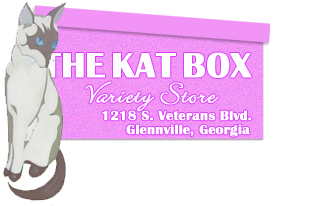 The Kat Box Thrift Store