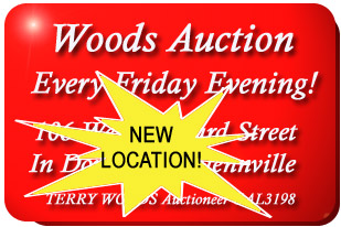 Woods Auction